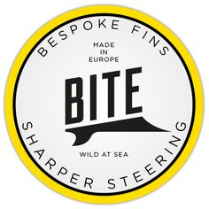 Logo for Bite. Wild at Sea.