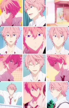 "Free! ES ~~ I think just ""kissing"" won't be enough for Kisumi."
