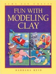 Fun with Modeling Clay by Barbara Reid Kids Can Craft Home School Classroom Fun Crafts For Kids, Art For Kids, Activities For Kids, Kids Ca, Model Magic, Spring Projects, Kindergarten Lessons, Author Studies, School Classroom
