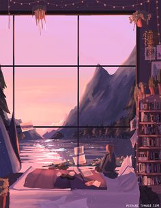 There are moments in my endless hours of browsing the web, digging for my next rabbit hole, when I stop and find something a little bit magical– something that opens that door to Narnia that I'… Art And Illustration, Narnia, Pretty Art, Cute Art, Bel Art, Fantasy Character, Album Design, Scenery Wallpaper, Wallpaper Ideas