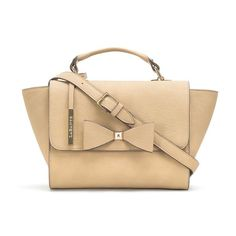 f62ffe10771 This stylish across body 'Cyndi' bag from LaBante London features a cute  bow and