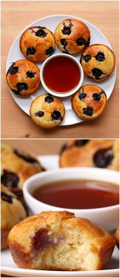 Muffin Tin Pancakes