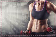 Nie rezygnuj z ćwiczeń z obciążeniem w obawie o zbyt mocne rozbudowanie mięśni. Trening z lekkim obciążeniem sprawi, że ćwiczenia będą efektywniejsze, a Twoje ciało ładnie się ukształtuje.