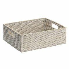 Modern Weave Harvest Baskets #WestElm