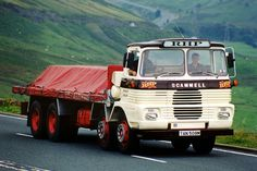 Scammell Routeman Cool Trucks, Big Trucks, Classic Trucks, Classic Cars, Old Lorries, Old Wagons, Ford Capri, London Bus, Commercial Vehicle