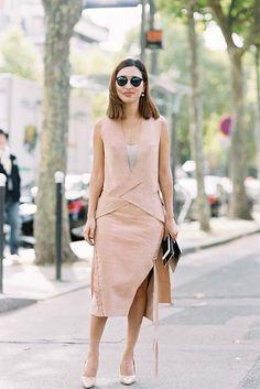 Paris Fashion Week SS 2016....Nicole