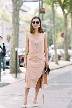 Vanessa Jackman: Paris Fashion Week SS 2016....Nicole