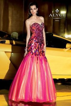 Alyce Prom 2013 style 6015