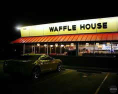 Waffle House Refused to Serve an Armed National Guardsman