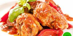 gluten-free, dairy-free and egg-free slow cooker chicken cacciatore