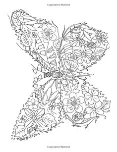 Flower Hunter: Colouring Book: Amazon.de: De-ann Black: Fremdsprachige Bücher