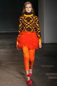 House of Holland Fall 2014 Ready-to-Wear Collection Photos - Vogue