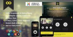 NOO NOOne - Joomla 3 Onepage Portfolio Template