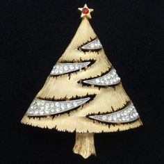 Christmas Tree Pin, JJ