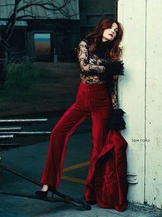 The Art of Fashion Starring Drew Barrymore - My Modern Metropolis