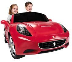 Ferrari 12V Battery Car