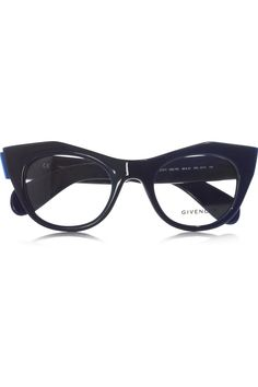 1fff3688f1 Givenchy - Angular cat eye acetate optical glasses