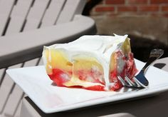 Feel LOVD Everyday: Summertime is Family Time      summer strawberry cake