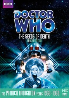 Doctor Who: Story 48 - The Seeds Of Death (Special Edition) $25.99