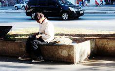 Crafts Old Man. Avenida Paulista | São Paulo, Brazil