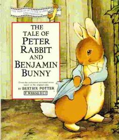 The Tale of Peter Rabbit and Benjamin Bunny, 16/1/14 #300PBs   http://www.amazon.co.uk/dp/0723240493/ref=cm_sw_r_pi_awd_2Qw2sb0AKE4ZS