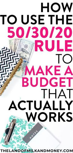 How To Make A Budget Plan? Why The Rule Is What You Need I'm still working on my financial literacy so had NO idea how to budget, meaning the rule saved my life! This is the perfect budget plan for beginners to personal finance like me to Budgeting Finances, Budgeting Tips, Monthly Expenses, Making A Budget, Making Ideas, Budget Help, Monthly Budget Template, Budget Templates, Cowls