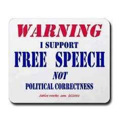 If a liberal says it, it's defended by the First Amendment as freedom of speech.  If a conservative says it, it is denounced as hate speech.  Anyone else see the problem with this?  Free speech for everyone...not just liberals.