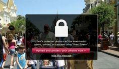 Social Protection, lo nuevo de Facebook y McAfee para proteger tus fotos | Menudos Trastos