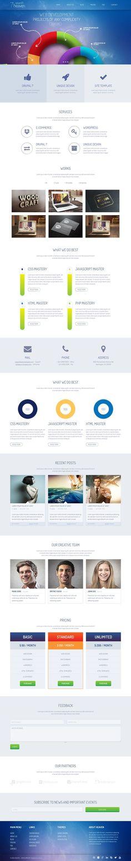 Heaven - Creative, Unique #Drupal Corporate Business Theme http://www.themesandmods.com/premium-drupal-themes/heaven/