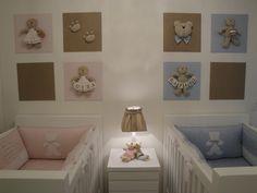 quartinhos de bebe - ursinhos - Pesquisa Google