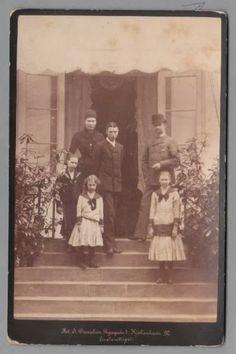 Family of King Frederik VIII, Queen Lovisa and children | Glucksburg Denmark Royal Family, Danish Royal Family, Christian Ix, Danish Royalty, Princess Alexandra, King George, My Princess, Swan, History