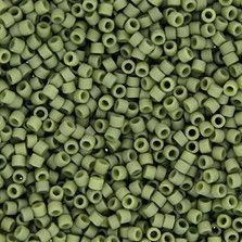 DB0391 - Matte Opaque Asparagus - Size 11