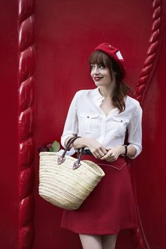 La Vie en Rouge | Miss Pandora - Louise Ebel