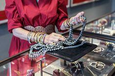sidney garber pearls