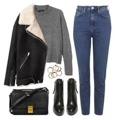 Wakefield by soym on Polyvore featuring Monki, Acne Studios, Topshop, Steve Madden and 3.1 Phillip Lim