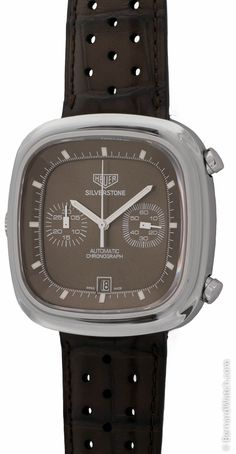 TAG Heuer - Silverstone Chronograph : CAM2111.FC6259