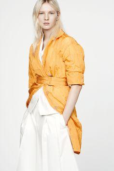 Jil Sander Resort 2015 - coat