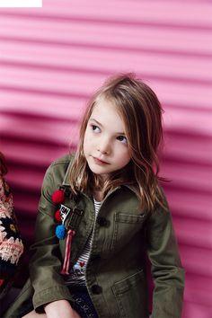 ZARA - #zaraeditorials - GIRLS / THE SPRING REPORT