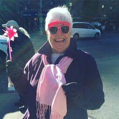 #avon39 #breastcancerawareness #breastcancer #support #weareproudofyou #fall #october #boobs #pink #glassesforacause #visorshades #dlnshades