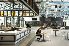 KEXP Headquarters,Courtesy of SkB Architects
