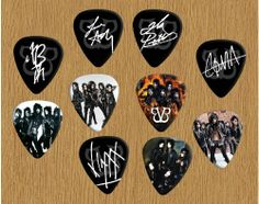 Printed Picks Company Black Veil Brides Loose Guitar Picks X 10 (Limited to 500 sets of 10 Picks) by Printed Picks Company. $11.99. Black Veil Brides Loose Guitar Picks X 10 (Limited to 500 sets of 10 picks). Save 15% Off!