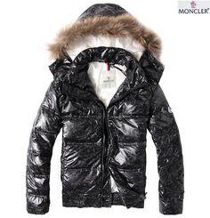 202e215ad27c Moncler Homme Hooded Fashion Style Noir Vestes Hoods, Boutique En Ligne,  Black, Jackets