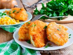 Recipes from young cabbage: prepare cabbage schnitzel - Legendary recipes