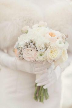 Winter-Hochzeit > Wedding Bouquets