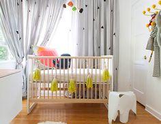 Gorgeous, Modern Nursery Ideas