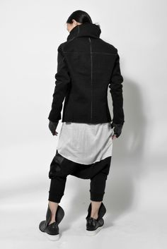 Visions of the Future: incarnation 2014aw (white sewing)