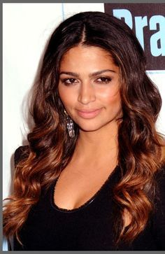 Fall hair color- Dark brown to auburn ombre | Hair ✂ | Pinterest ...