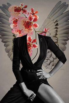 Art Plastique, Surreal Art, Portrait Art, Aesthetic Art, Urban Art, Collage Art, Collages, Canvas Art Prints, Cover Design