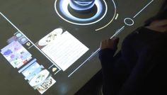 Can you imagine a world where you can scroll through recipes, listen to music, check your email or watch helpful cooking videos all from the countertop in your kitchen? Whirlpool is looking to make that dream a reality. Click here to see the kitchen of the future displayed at this year's Consumer Electronics Show.