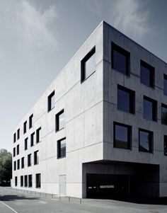 Special Education Centre in Dornbirn / Marte Marte Architekten